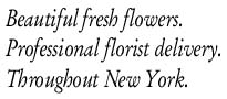 New York Florist Delivery